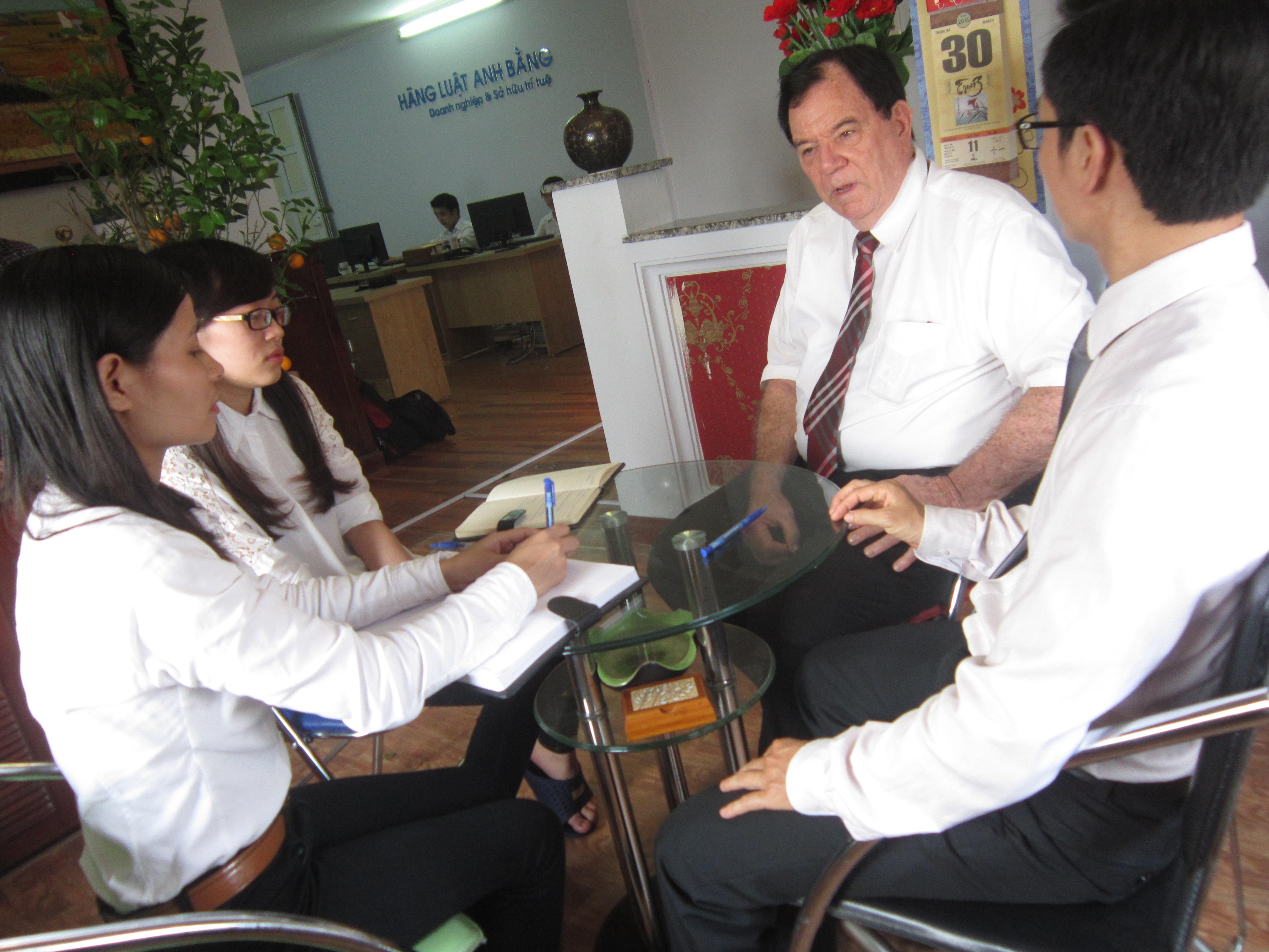 Tư vấn Đầu tư. Thủ tục xin cấp Giấy chứng nhận đăng ký đầu tư | Hãng Luật Anh Bằng