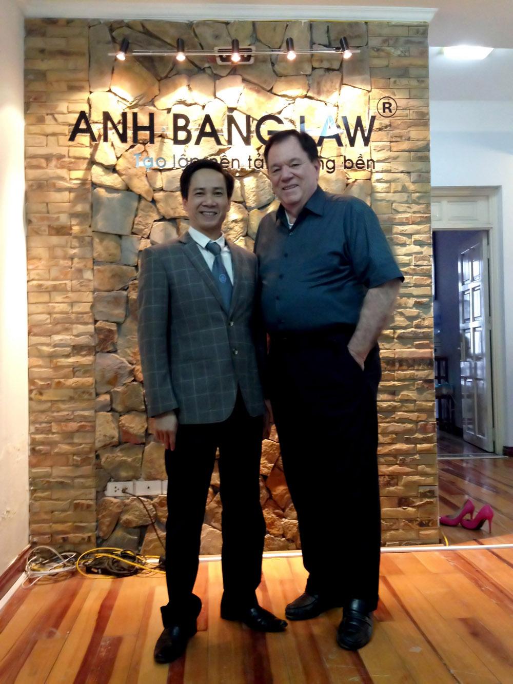 HÃNG LUẬT ANH BẰNG - Chuyên tư vấn Đầu tư nước ngoài tại Việt Nam