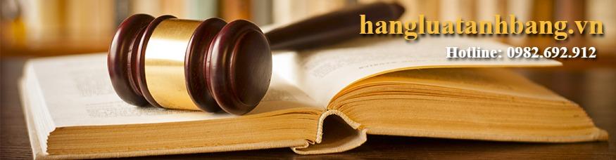 Luật pháp - Hãng Luật Anh Bằng