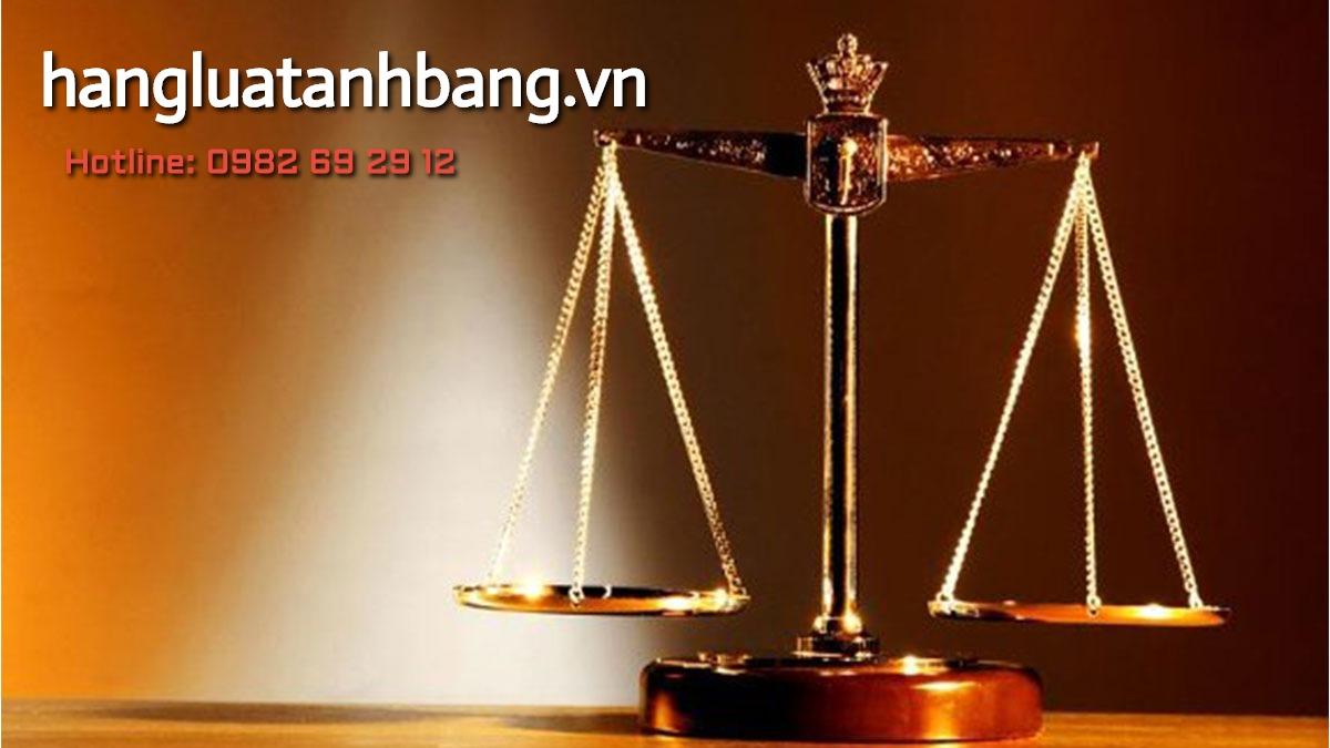 Công lý- Hãng Luật Anh Bằng